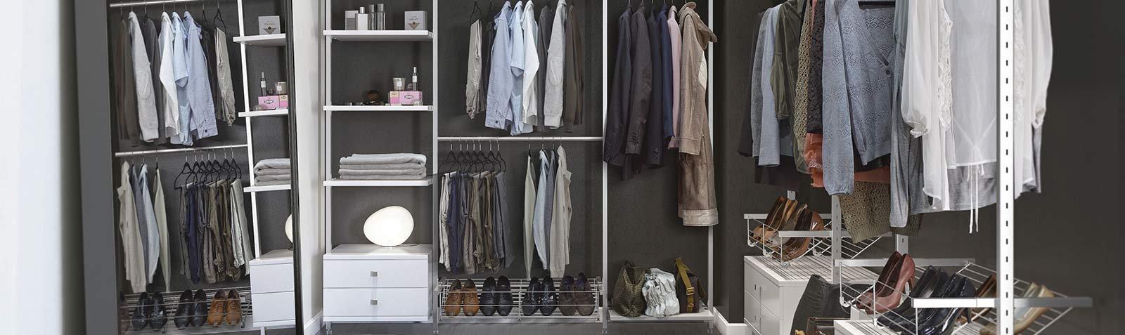 Wardrobe Interior Fittings Inserts Homebase Sliding