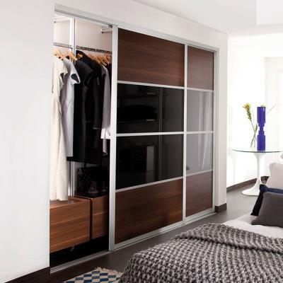 Bespoke Sliding Wardrobe Doors Amp Kits Homebase Sliding